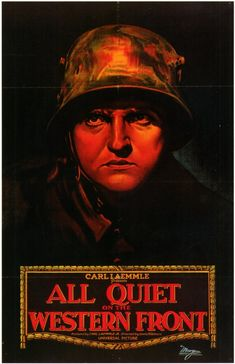 All Quiet On The Western Front.....1930