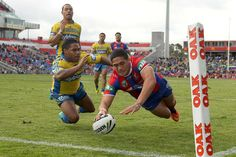 The rising star in the world of Rugby League admits that he never saw himself pulling on the green and gold of Australia this early, but many believe that Sione Mata'utia is more than ready to repr… Open Arms, Rugby League, Green And Gold, Opportunity