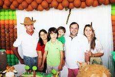 No domingo (10), o pequeno João Pedro Góis, completou 7 anos. A festa regada a diversão, contou com a presença de amigos,...