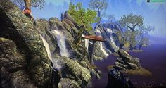 Deshaan falls. Screenshot by Coco Michelle