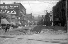 1901- The site of PNC Park, North Side