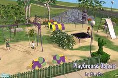BitzyBus' Playground Objects