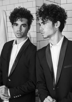 Cameron Boyce photographed by Lowell Taylor for Cool American Magazine Cameron Boyce, First Crush, Peyton List, Rest In Peace, Man Crush, Photo S, Actors & Actresses, Beautiful Men, Curly Hair Styles