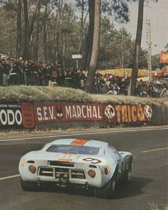 GT40   Le Mans '67