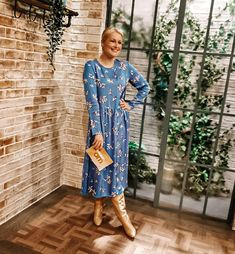 Lorna Claire Weightman (@styleisleirl) • Instagram photos and videos My Outfit, Claire, Wrap Dress, Pastel, Shirt Dress, Spring, Videos, Floral, Photos