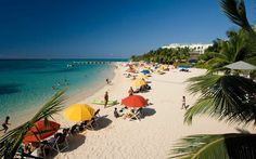 Doctor's Cave Beach, one of  Travel + Leisure 's Best Beaches in Jamaica - Beach Holidays for Couples & Families
