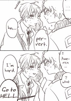 Touch 6-- NOBODY KNOWS HOW HARD I LAUGHED AT THIS COMIC. LOLOL