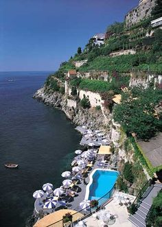 Amalfi Coast, Italy - I have been here with my husband, it is so beautiful!