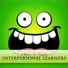 ESL Learning Styles: 9 Ways to Teach Interpersonal Learners