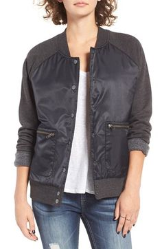 RVCA RVCA Bombs Away Bomber Jacket available at #Nordstrom