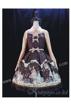 #5.  KidsYoyo.  Original Design Puppet Classic Lolita Jumper Dress.  $155.99.