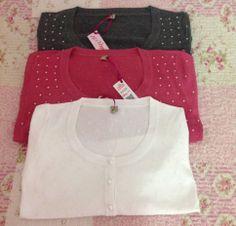 Cardigan Candy + Saia Justine #cardigan #trico #tendencia #loja #perola #inverno #moda #roupa #novidade #saia #zíper #malha