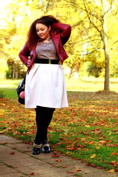 Plus Size Fashion Events 2019 Thing 1, Curvy Models, Industrial Style, Plus Size Outfits, Plus Size Fashion, Skater Skirt, Lace Skirt, High Waisted Skirt, Dress Up