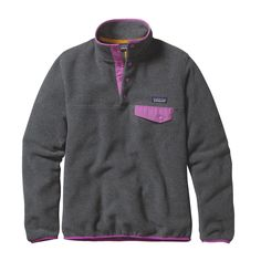 920f87f227f A classic pullover  the Patagonia Women s Synchilla® Lightweight Snap-T®  provides everyday