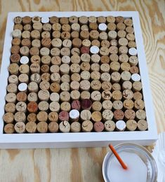 Inspirational Ideas For Diy Facile Ado Fille Deco Cork Board Projects, Diy Cork Board, Cork Bulletin Boards, Easy Crafts For Teens, Diy Projects For Teens, Diy For Kids, Project Ideas, Craft Projects, Craft Ideas