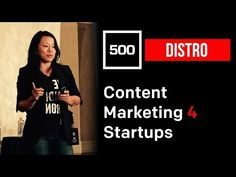 [VIDEO] Content Marketing for Startups - GrowthHackers