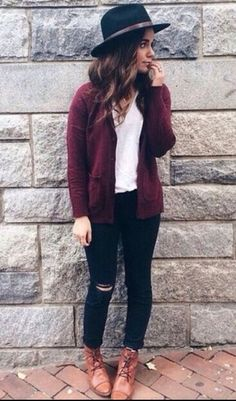 35+ Cute Thanksgiving Dinner Outfit Ideas for Women 2017