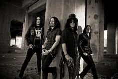 Slash, Miles Kennedy and the Conspirators
