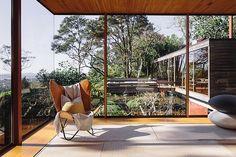 ron sang architects / brake house, titirangi west auckland