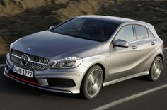 First Look: 2013 Mercedes-Benz A25 AMG