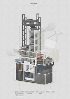 An Orbis Tertius, Hull 2456 - Architecture Project SSoA Petros Antoniou Orbis, Website, Architecture, Projects, Arquitetura, Log Projects, Blue Prints, Architecture Design