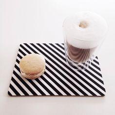 Black Stripe Buttering Board - http://www.fermliving.com/webshop/shop/black-stripe-buttering-board.aspx