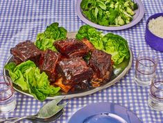 Red-Cooked Beef Short Ribs Recipe - NYT Cooking Cooking Short Ribs, Beef Short Ribs, Dried Orange Peel, Dried Oranges, Cooking White Rice, Rib Recipes, Steak Recipes, Dinner Recipes, Rice Wine