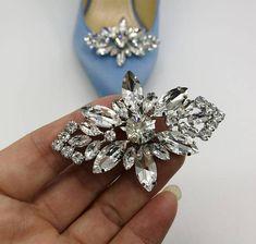 Wedding Shoe Clips Bridal Shoe Clips Rhinestone Shoe Clips