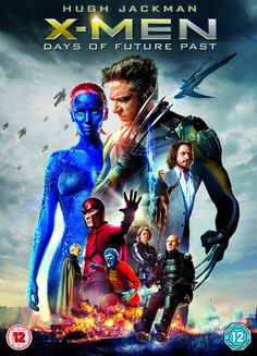 LIGHTNING DEAL X-Men: Days of Future Past DVD NOW £5.99 LOWEST EVER PRICE
