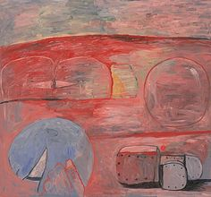 Philip Guston - The Lesson 1975