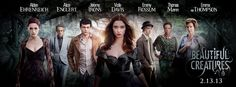 Newest Trailer For Beautiful Creatures Shows Magic And Whirlwind Romance on http://www.shockya.com/news