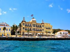 Discover the Greek island of Spetses. Charming, simple and minimal, tiny and petite, this lovely island will steal your heart instantly. Places In Greece, Historical Monuments, Honeymoon Destinations, Greece Travel, Greek Islands, Travel Guides, Trip Planning, The Good Place, Scenery