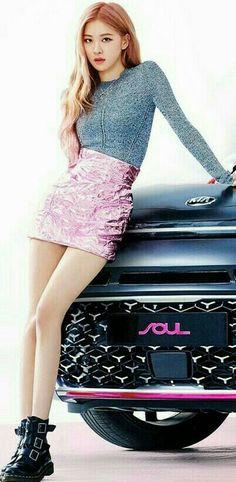 Kim Jennie, South Korean Girls, Korean Girl Groups, Kim Jisoo, Yg Entertainment, Kpop Girls, Lace Skirt, Going Out, Mini Skirts