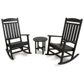 Found it at Wayfair - Ivy Terrace 3 Piece Rocker Seating Group