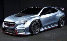 2018 Subaru 'VIZIV Performance STI Concept'