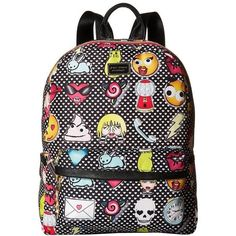 Betsey Johnson - Emoji backpack