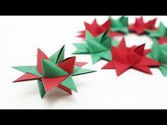 「フレーベルの星かざり」の折り方 『暮しの手帖』85号 - YouTube