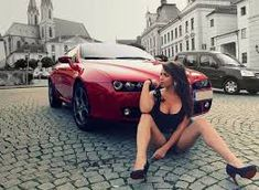 Image result for alfa romeo girls
