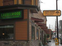 Laurelwood Public House & Brewery: 5115 NE Sandy Blvd.   Portland, OR 97213  Tel: 503-282-0622