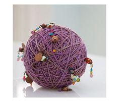 Threads & Roses: Magic yarn ball