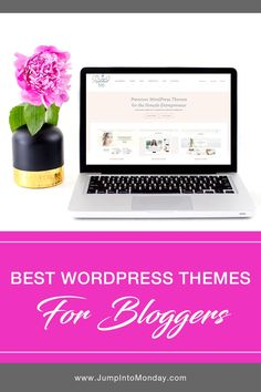 The Best Wordpress Themes For Bloggers. This is a great list!