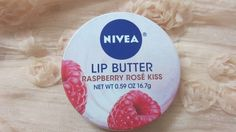 #Nivea #Lip #Butter #Raspberry #Rose #Kiss #Review #price on the blog