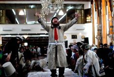 Purim: the Jewish holiday in pictures