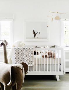 nursery - custom mobile - sarah sherman samuel