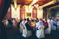 Family and friends. #wedding #reception #ICMS #manly