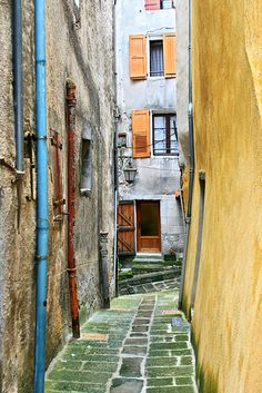 Annot, Provence, France