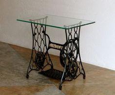 stuhl unikat singer design upcycling chair maquinas de coser pinterest n hmaschinentisch. Black Bedroom Furniture Sets. Home Design Ideas