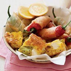 Potato,+feta+and+sausage+frittata