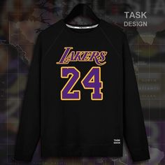 f146ae61a new Kobe Bryant men pullovers hoodies sweatshirt Black Manba clothes  streetwear casualmodkily