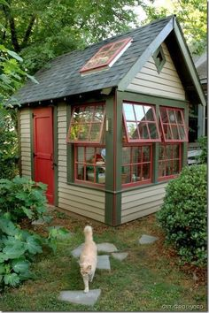 playhouse~studio~potting shed~guest cottage